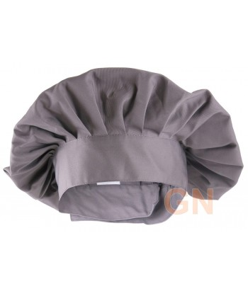Gorro chef champiñón color gris