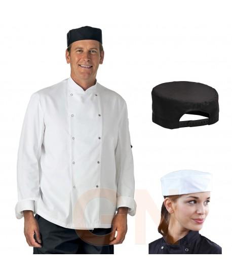 Gorro de cocina unisex