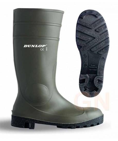Bota de agua Dunlop de seguridad S5