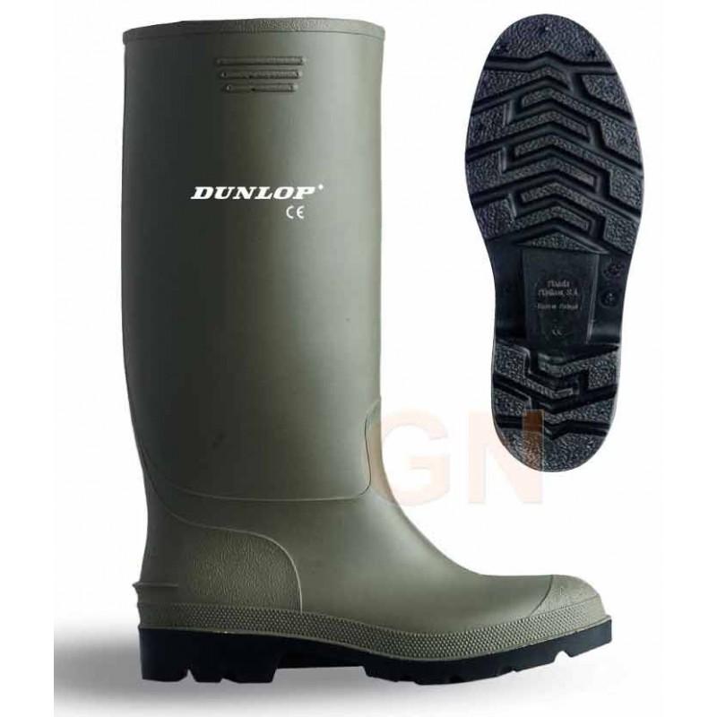Bota antideslizante de agua de Dunlop