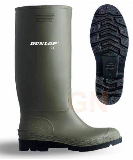 Bota De Agua Dunlop Para Riego Alimentación Limpiezas