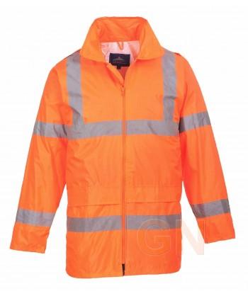 Chubasquero alta visibilidad monocolor naranja A.V. Portwest H440