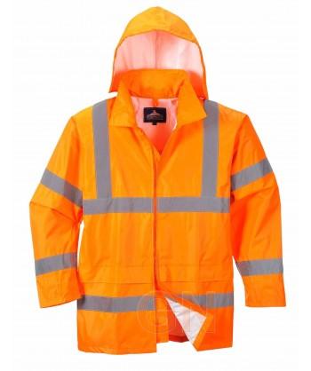 Chubasquero alta visibilidad monocolor naranja A.V Portwest H440