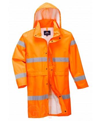 Gabardina alta visibilidad monocolor naranja A.V. Portwest H442