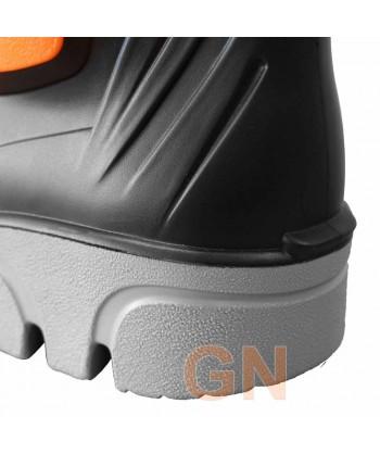 bota de agua S5 protección metatarso