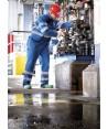 Bota de agua para riesgos químicos
