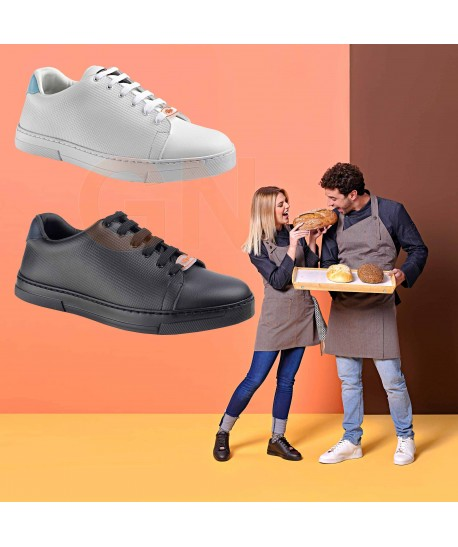 Zapato tipo bamba antideslizante y transpirable