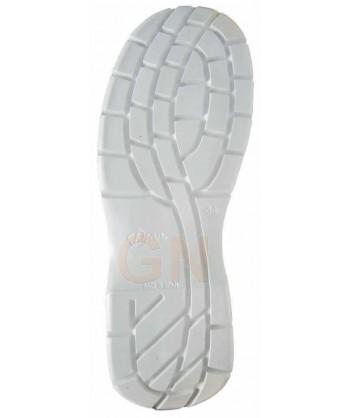 Zapato económico transpirable y antideslizante con cierre velcro