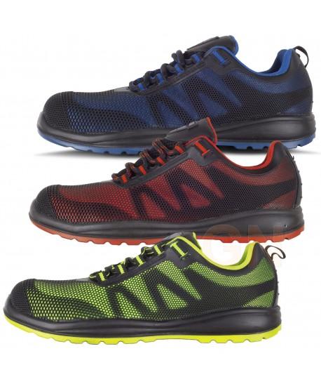 Zapato deportivo tipo trekking de seguridad no metálico