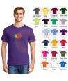 Camiseta Fruit of the Loom de algodón cuello redondo y manga corta