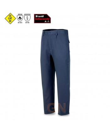 pantalón ignífugo, antiestático y anti arco eléctrico