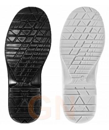 Sandalia antiestática ESD con puntera no metálica