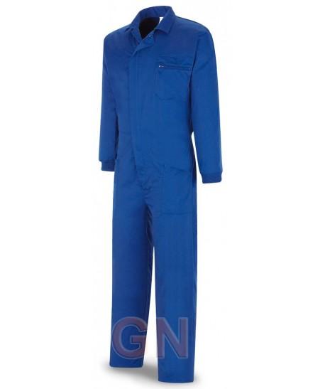 Buzo ligero de algodón color azulina