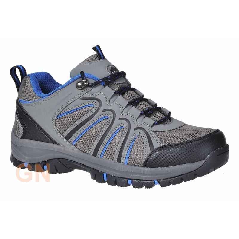 Zapatilla deportiva tipo trekking económica