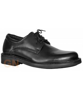Zapato unisex de cordones para hostelería y uniformidad