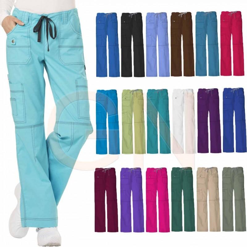 Pantalon Sanitario Dickies Para Mujer Compra Online Navendi
