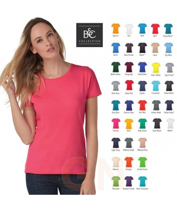 Camiseta manga corta para mujer