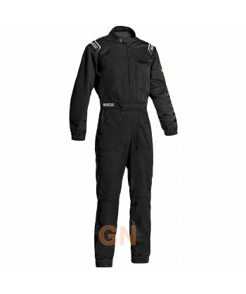 Buzo Sparco MS-3 para mecánico y pilotos de carreras negro