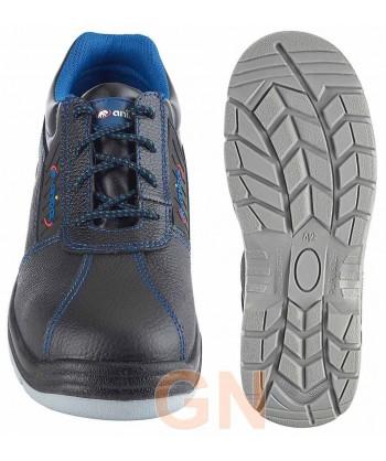 Zapato no metálico de seguridad hidrofugado S3 SRC WRU E A