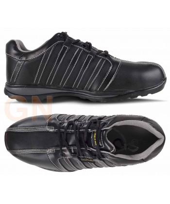 Zapatos deportivos de seguridad en piel S1P SRA