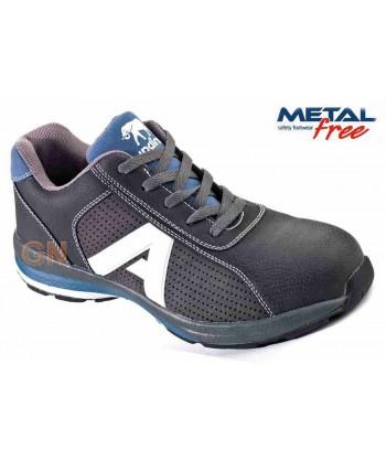 Zapato deportivo no metálicos de seguridad S1P SRC E A HRO