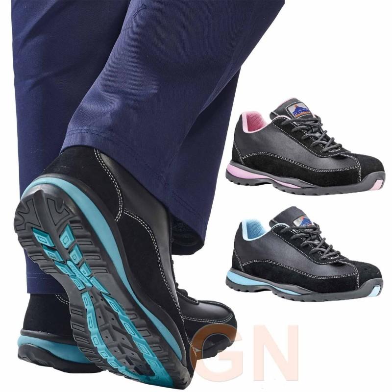 Zapato de seguridad de mujer de nuevo diseño