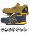Zapato deportivo no metálico de seguridad S1P SRA