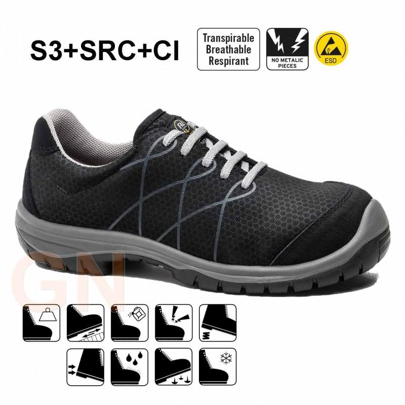 zapatos de seguridad S3 antiestáticos