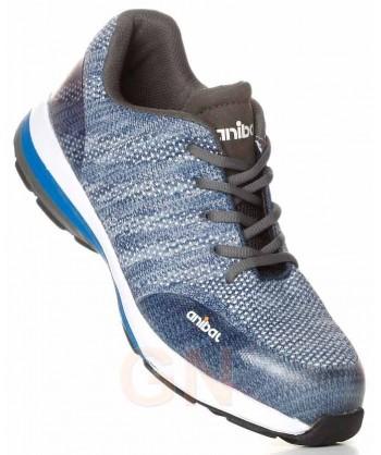 zapato trekking de seguridad S1P no metálicos alta gama