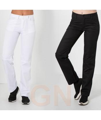 Pantalones Ajustados De Mujer Con Bolsillos Compra Online Navendi