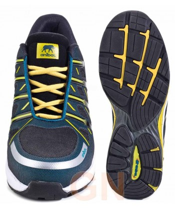 Zapato trekking de seguridad no metálicos S1P SRC E A HRO
