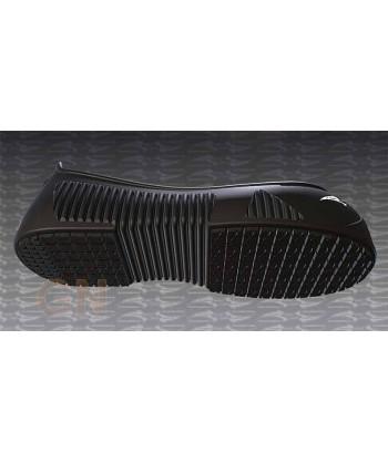 Cubre zapatos con puntera de seguridad para visitas