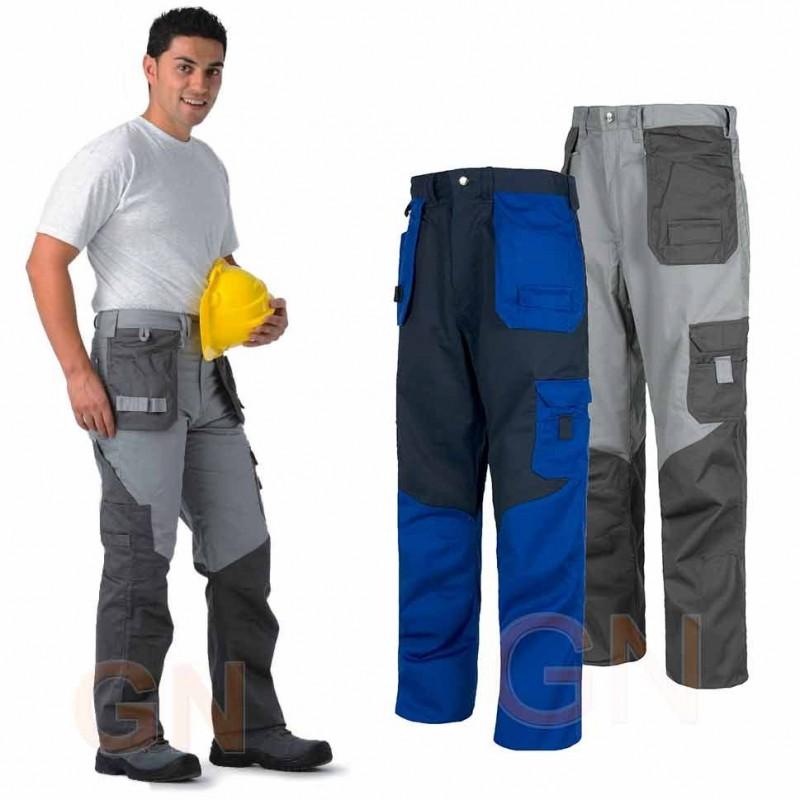 pantalón multibolsillos con gran resistencia