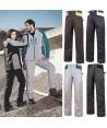 Pantalón con triples costuras y refuerzo en culera