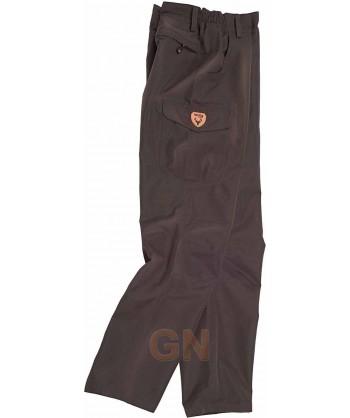 Pantalón sport impermeable marrón