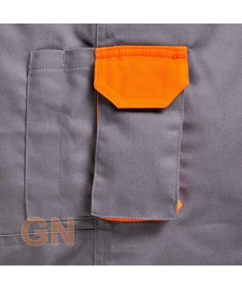 Pantalón combinado multibolsillos detalle del bolsillo lateral