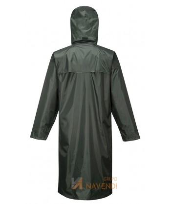 Gabardina tipo ingeniero para la lluvia