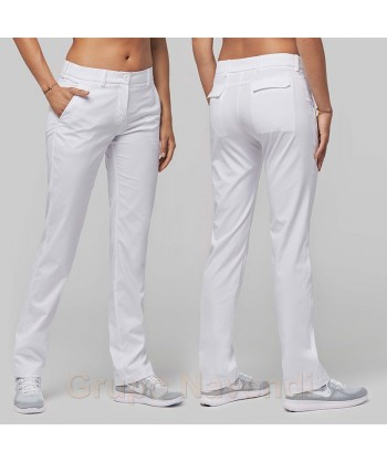 Pantalon Largo De Senora Disenado Especialmente Para Golf