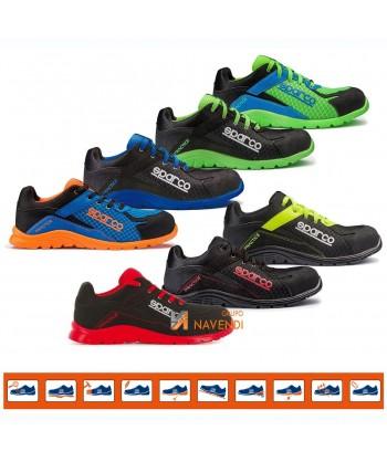 Zapato S1P modelo Practice de Sparco