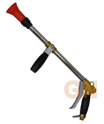 Remolque 4x4 contra incendios con bomba de alta presión