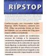 Cazadora acolchada e impermeable con tejido Ripstop®