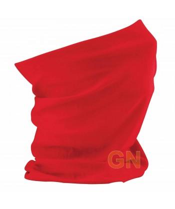 Buff o pañuelo multiusos rojo