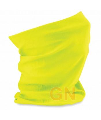 Buff o pañuelo multiusos amarillo A.V.