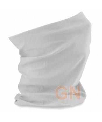 Buff o pañuelo multiusos gris claro