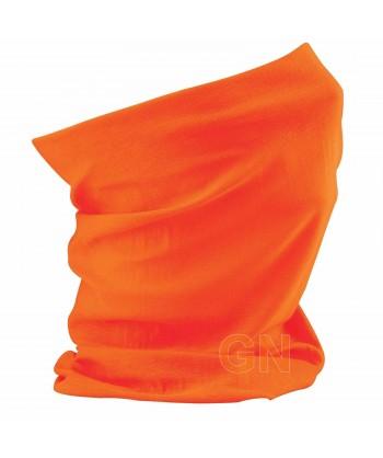 Buff o pañuelo multiusos naranja A.V.