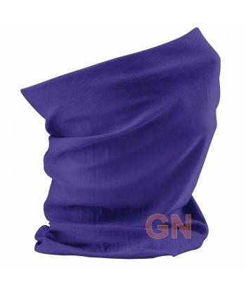 Buff o pañuelo multiusos púrpura