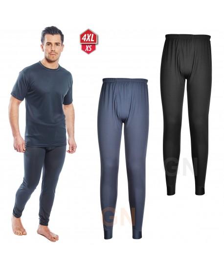 Pantalón técnico interior con tejido transpirable