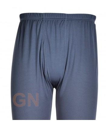 Pantalón técnico interior con tejido transpirable color gris oscuro