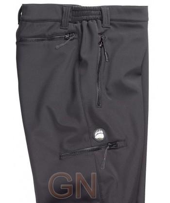 """Pantalón Softshell de corte estilizado, diseño """"Slim Fit"""""""