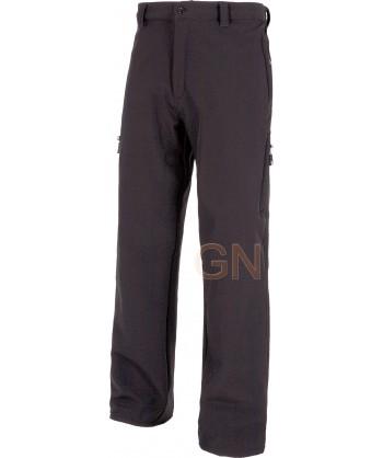 Pantalón softshell muy grueso y resistente